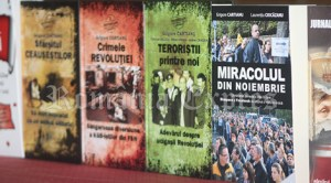 Cărţi din seria de autor Grigore Cărtianu
