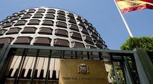 Curtea Constituţională a Spaniei
