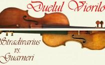 Duelul viorilor la Zaragoza, Madrid şi Barcelona: unica vioară Stradivarius existentă în România vs. vioarei Guarneri a inegalabilului George Enescu