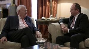 José Manuel Garcia-Margallo şi Bogdan Aurescu