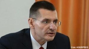 Ministrul de interne Petre Tobă