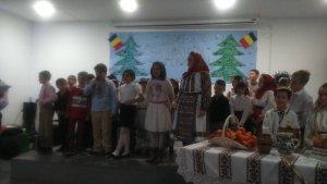 Serbare de Crăciun în Alcazar de San Juan