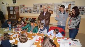 Quintanar de la Orden: Atelier de primăvară pentru copii şi adulţi