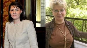 Gabriela Dancău şi Brânduşa Ioana Predescu