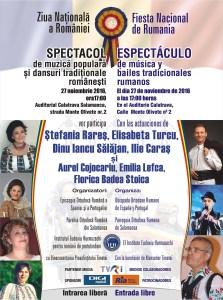 Afiş spectacol Salamanca