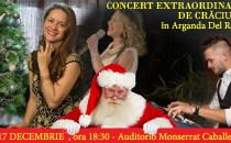 ARGANDA DEL REY: Concert Extraordinar cu prilejul Sărbătorilor de Iarnă