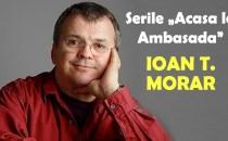 """Madrid: Scriitorul și jurnalistul Ioan T. Morar la Serile """"Acasă la Ambasadă"""""""