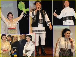 Secvente de la Ziua României în Salamanca