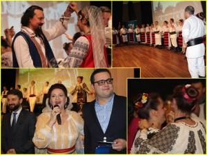 Secvenţe de la Ziua României în Salamanca