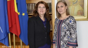 Andreea Păstârnac şi Maria Ligor