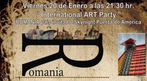 Eveniment de promovare a României la Hotel Silken Puerta America