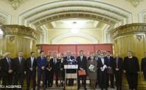 Cabinetul Grindeanu va avea în componență 24 de miniștri, dintre care doi cu funcția de vicepremier, și doi miniștri delegați