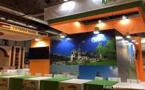 România participă la cea de-a 37-a ediţie FITUR cu un număr mai mare de expozanţi însă într-un stand cu peste 30% mai mic decât anul trecut