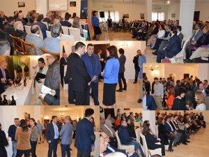 Imagini de la prima sesiune de Networking organizată de Ambasada României la Madrid