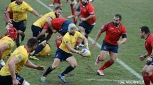 Rugby, România-Spania