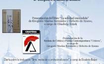 """""""Orizonturi literare"""", eveniment cultural cu protagonişti români în oraşul lui Cervantes"""