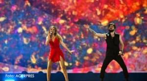 Ilinca și Alex Florea la Eurovision 2017
