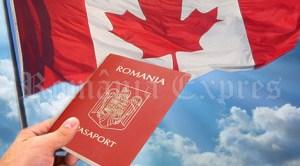 Intrare în Canada