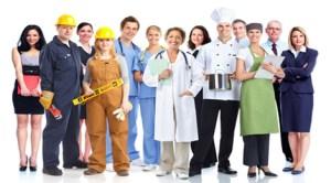 Muncitori in Spania