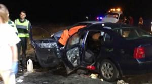 Patru români și-au pierdut viața într-un accident rutier lângă Toledo