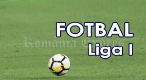 Fotbal, Liga I