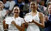 Monica Niculescu a pierdut finala probei feminine de dublu la Wimbledon