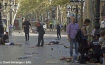 Doi români, printre răniţii atentatului din Barcelona