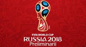 Preliminarii Rusia 2018