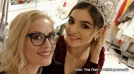 Tina Olari şi Bianca Tirsin
