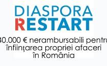 Diaspora ReStart, o importantă oportunitate de formare, antreprenoriat și creare de locuri de muncă pentru românii din diaspora