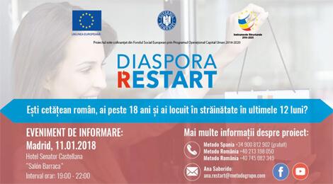 Diaspora ReStart Madrid