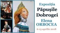 Expoziţie de păpuşi dobrogene ale artistei Elena Orbocea în oraşul madrilen Coslada