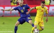 """Fotbal: România a învins Suedia cu 1-0, într-un meci amical disputat pe noul stadion """"Ion Oblemenco"""" din Craiova"""