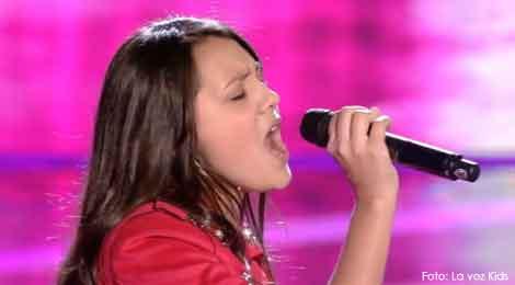 romanca la vocea spaniei junior