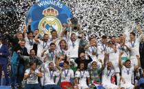 Real Madrid a câştigat Liga Campionilor pentru a treia oară consecutiv, performanţă nemaiatinsă până acum de niciun club