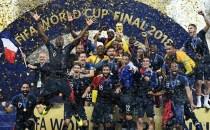 Fotbal: Franţa s-a proclamat pentru a doua oară campioană mondială