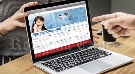 Programări online consulat
