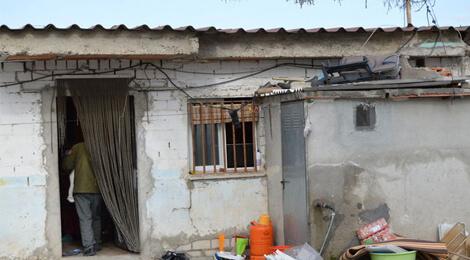 Locuință sub-standard în Madrid