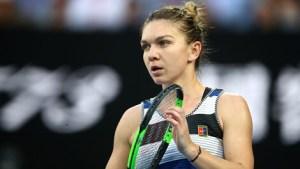 Simona Halep la Australian Open