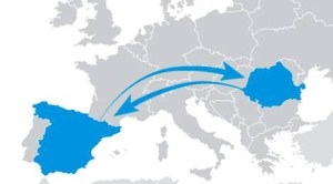 România-Spania şi Spania-România