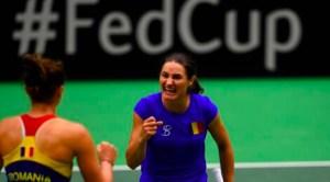 România s-a calificat în semifinalele Fed Cup şi va juca în penultimul act contra Franţei