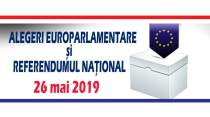 Referendumul cu privire la probleme de interes național – 26 mai 2019