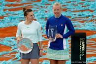 Simona Halep, învinsă de Kiki Bertens în finala turneului de la Madrid