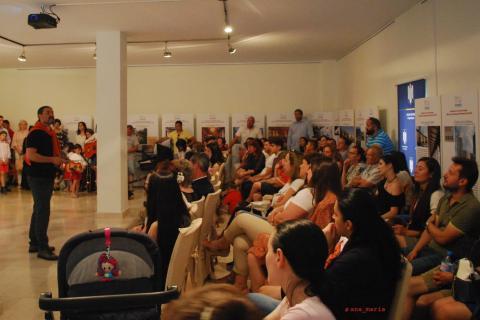 """""""În slujba lui Decebal"""", eveniment organizat de Asociaţia Culturală Draculea la Ambasada României la Madrid"""