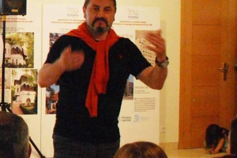 Scriitorul Vasile Lupaşc