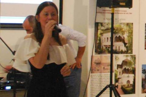 Solista Nadia Genoveva Trifan