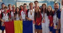 FOTE 2019: Noi medalii pentru înotătorul David Popovici şi gimnastele Silviana Sfiringu şi Ioana Stănciulescu