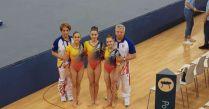 GIMNASTICĂ ARTISTICĂ: Medalie de argint pentru echipa României la Festivalul Olimpic al Tineretului European de la Baku