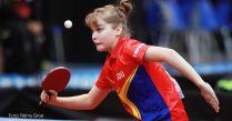 TENIS DE MASĂ: România a cucerit opt medalii la Europenele de cadeţi şi juniori