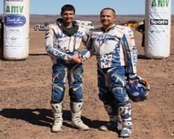 Începe Raliul Dakar 2012
